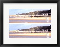 Framed 2-Up Sunlit Sands III