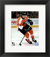 Framed Claude Giroux 2011-12 Action