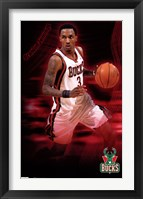 Framed Bucks - B Jennings 11