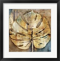 Framed gold leaves I