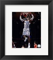 Framed Dwight Howard 2011-12 Action