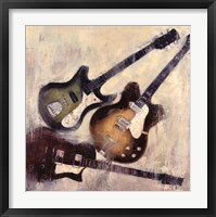 Framed Guitars I