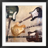 Framed Guitars II