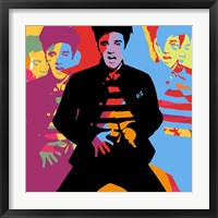 Framed Suspicious Minds