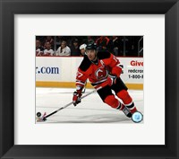 Framed Ilya Kovalchuk 2011-12 Action