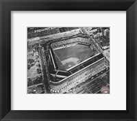 Framed Ebbets Field 1948