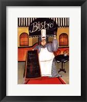 Framed Bistro