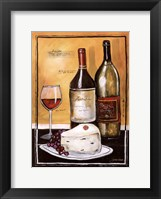Wine Notes II Framed Print