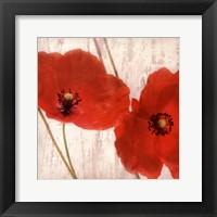 Red III - mini Framed Print