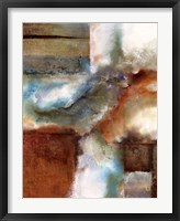 Framed Rare Earth II