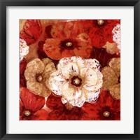 Pretty Passion I Framed Print