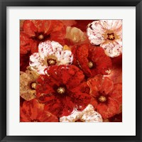 Pretty Passion II Framed Print
