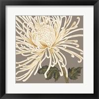 Framed Glorious Whites II