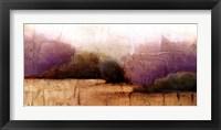 Framed Landscape in Mist
