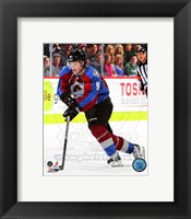 Framed Matt Duchene 2011-12 Action