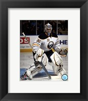 Framed Ryan Miller 2011-12 Action