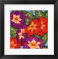 Framed Flower Fiesta II