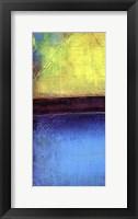 Framed Montego Bay I