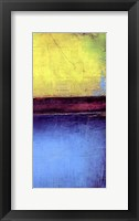 Framed Montego Bay II