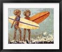 Framed Bikini Surf