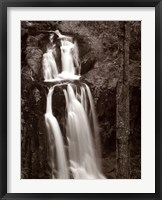 Framed Kentucky Falls