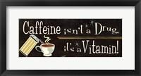 Funny Coffee IV Framed Print