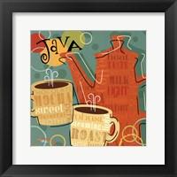 Funky Brew IV Framed Print