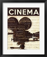 Framed Cinema I
