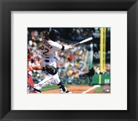 Framed Andrew McCutchen 2012 Action