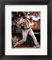Framed Troy Tulowitzki on the Field 2012