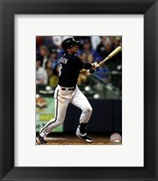 Framed Ryan Braun 2012 Action