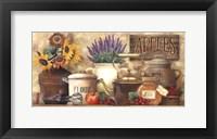 Framed Antique Kitchen