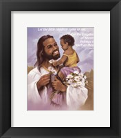 Framed Christ with Child