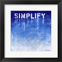 Framed Simplify