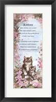 Framed Kittens