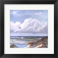 Framed Beautiful Day III Triptych