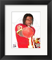 Framed Robert Griffin III 2012 Posed