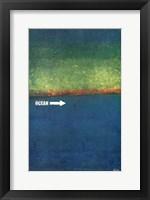 Framed Ocean