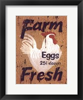 Framed Farm Fresh