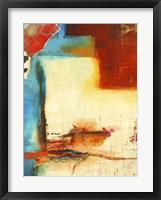 Fragile IV Framed Print