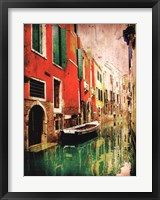Framed Streets of Italy II
