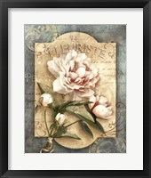 La Fleuriste Framed Print