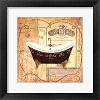 Bain De Luxe II Framed Print