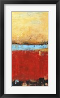 Golden Dawn II Framed Print