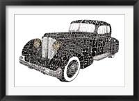 Famous Mobsters Framed Print