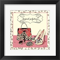 Framed Leopard Perfection