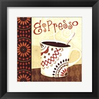 Cup of Joe I Framed Print