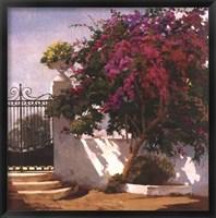 Framed Menorca Home