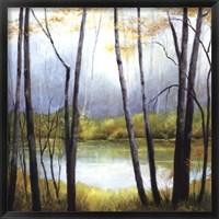Framed Tranquil River