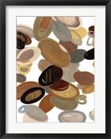 Organic Study II Framed Print